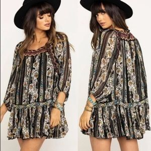 Free people dance magic tunic dress new with tags